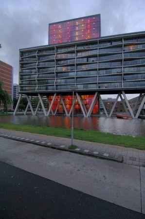 de Plussenburgh- Rotterdam,Netherlands-