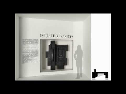 Louise Nevelson Exhibition, LAD