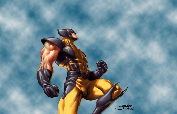 Mejores 9 imágenes de X-Men Character Wolverine en Pinterest ...