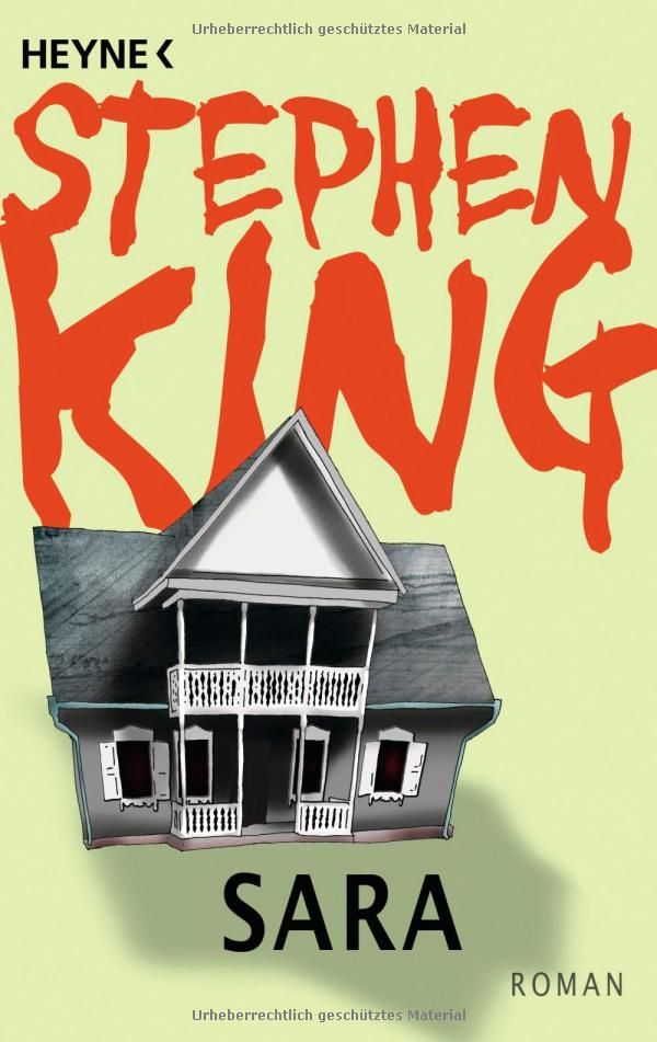 Sara: Roman: Amazon.de: Stephen King, Joachim Körber: Bücher