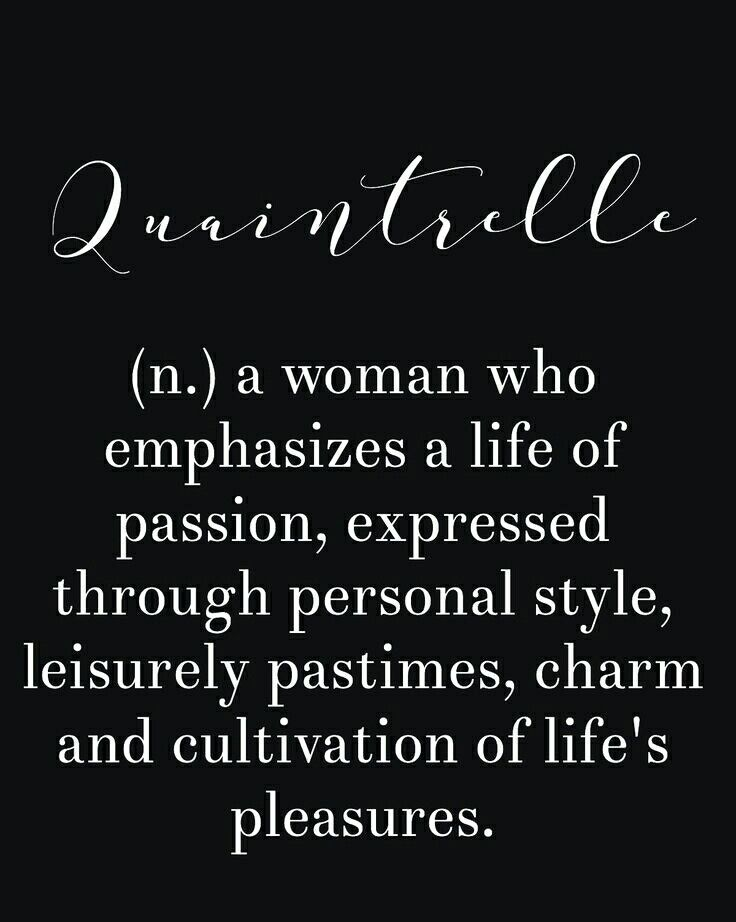 Quaintrelle--this is who I want to be. If only I could be organized and flexible enough! ;)