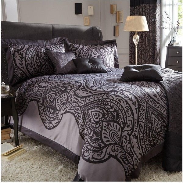 Laurence Llewelyn-Bowen Jacquard Throw ($71) ❤ liked on Polyvore featuring home, bed & bath, bedding, blankets, super king bedding, king size duvet cover sets, super king size bedding, king size duvet sets and king duvet cover sets