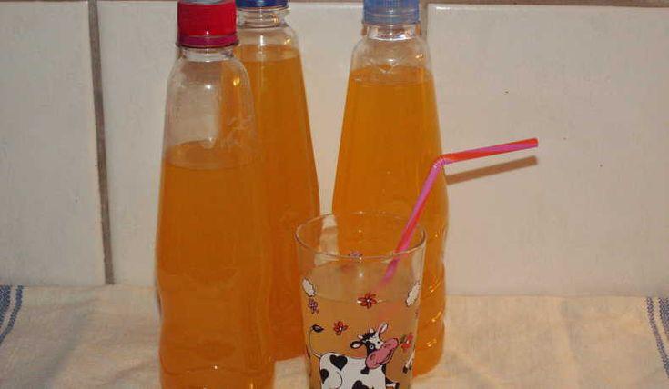 Apelsinsaft - Recept