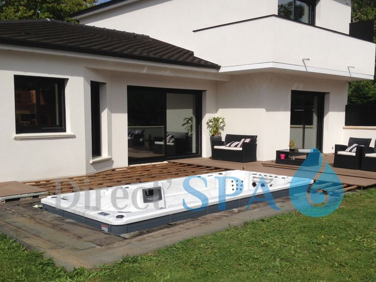 14 best les installations de spas direct 39 spa images on pinterest spa spas and swimming pools. Black Bedroom Furniture Sets. Home Design Ideas