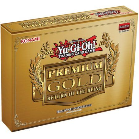 Konami Yugioh Premium Gold Collection Box (wm)