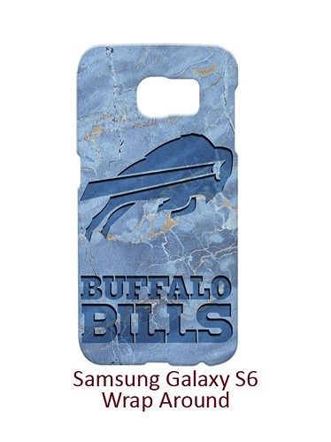 Buffalo Bills Style Marble 3 Case for Samsung Galaxy S6