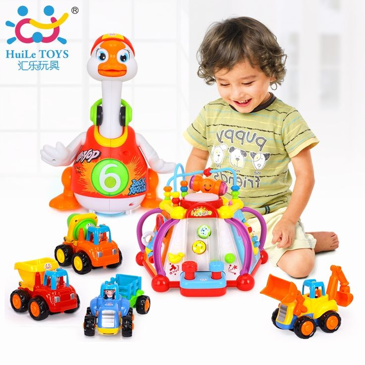 168.22$  Buy here  - Happy Small World Functions & Skills Learning Toys & Swing Goose Musical Educational Toy &Beach Baby Toy Pull Back Cars Playing