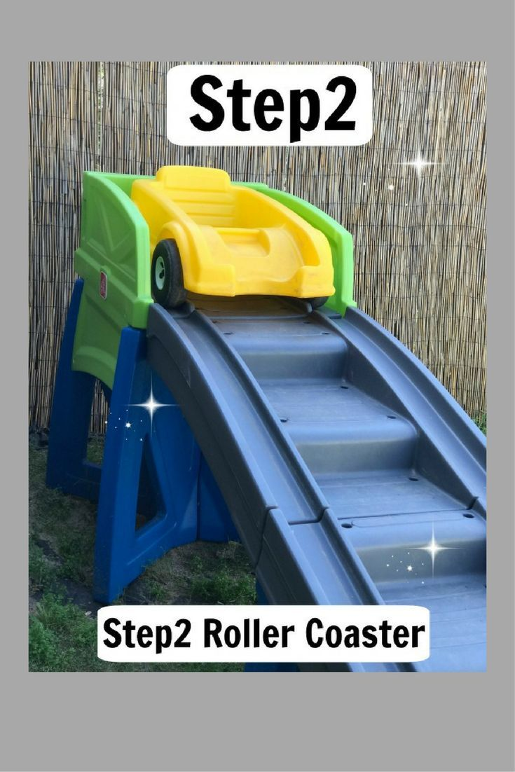 Step2 Roller Coaster - Step2 Extreme Roller Coaster Ride on toys - Toys for 6 year old boys - Best toys boys age 6