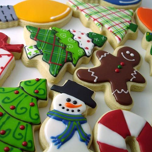46 best HNY images on Pinterest | Decorated cookies, Christmas ...