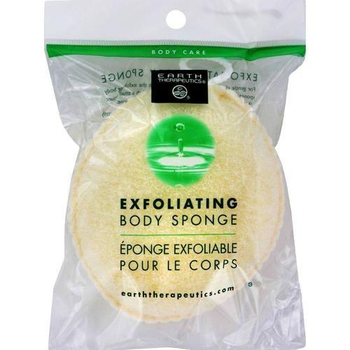 Earth Therapeutics Exfoliating Body Sponge - 1 Sponge - 0613612