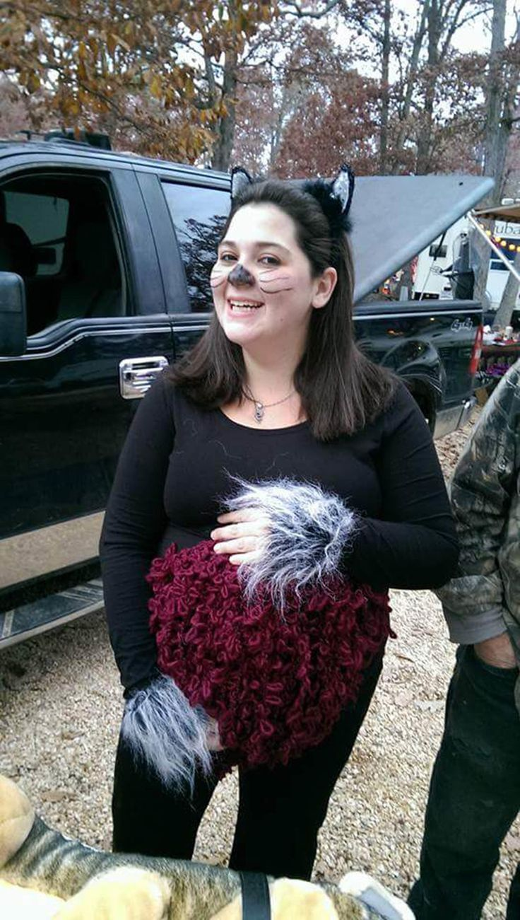 41 Creative Halloween Costumes For Pregnant Women   HuffPost