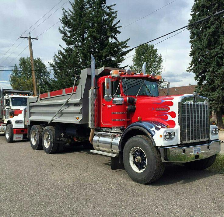 41 Best Kenworth W900a Images On Pinterest Kenworth Trucks Trucks