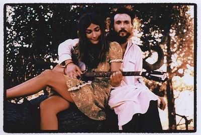 Edward Sharpe. Cutest couple ever, in a weird sort of not historically accurate Jesus and Mary Magdalene way