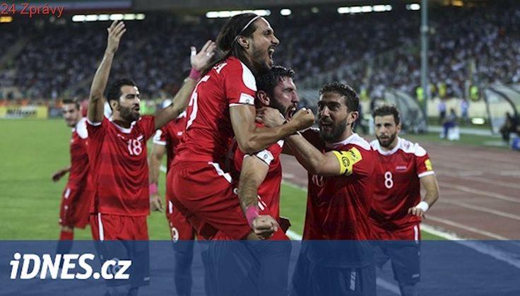 Když fotbal zastíní válku. Sýrie pořád bojuje o šampionát, i bez Mourinha