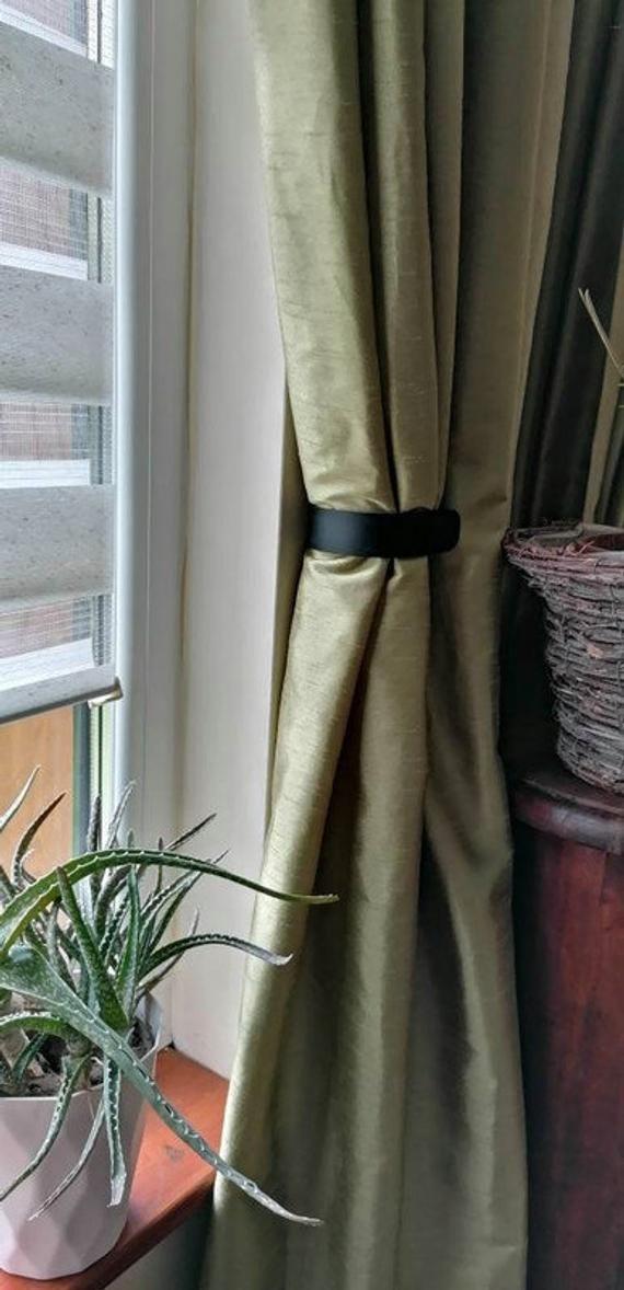 curtain tie back curtain hanger