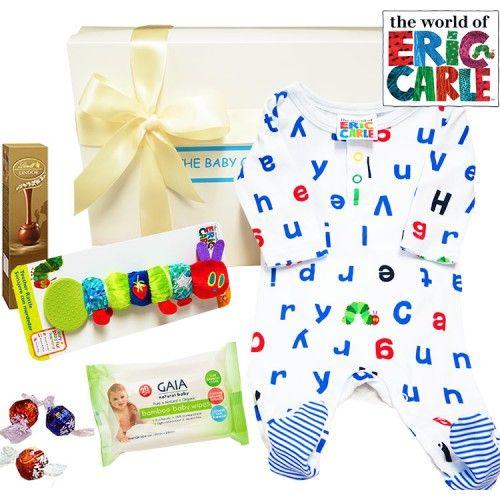 The Very Hungry Caterpillar Baby Gift Box