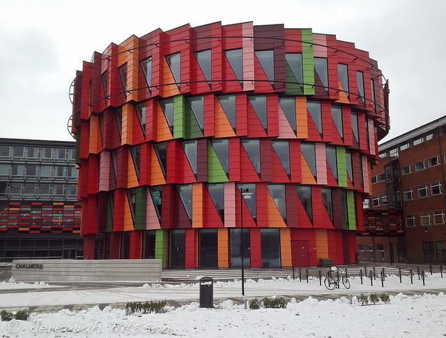 Chalmers University of Technology by Goflorp, via Flickr