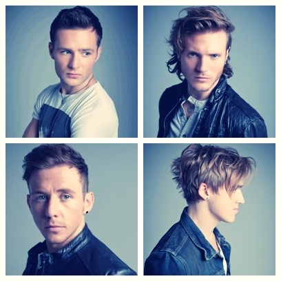 McFly♥. Tom Fletcher, Danny Jones, Harry Judd, Dougie Poynter