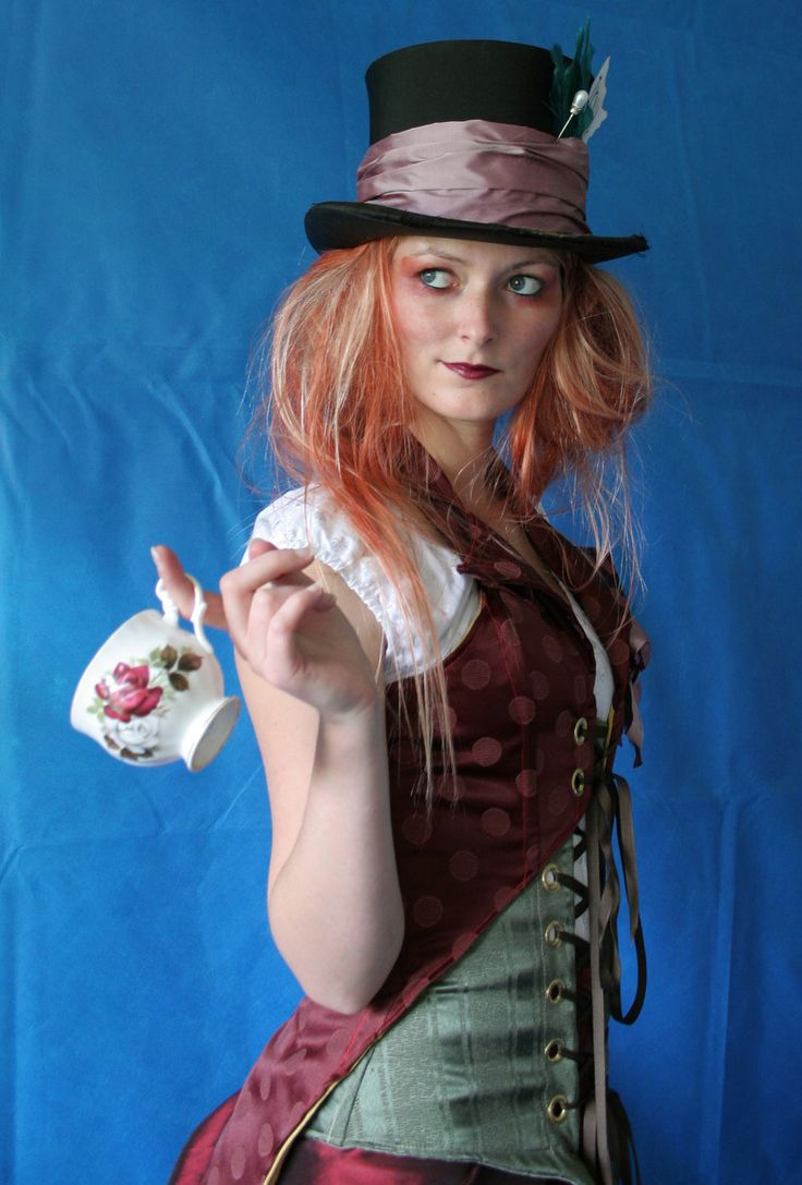 24 best MAD HATTER images on Pinterest   Halloween ideas, Mad ...