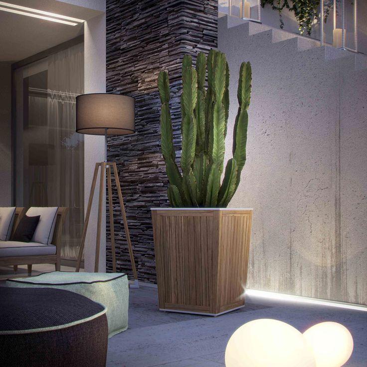 Italy Dream Design::Il giardino::Complementi::Cesto vaso da esterno
