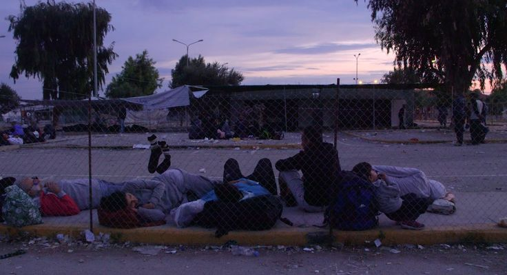 Winter Nears for Refugees in Greece