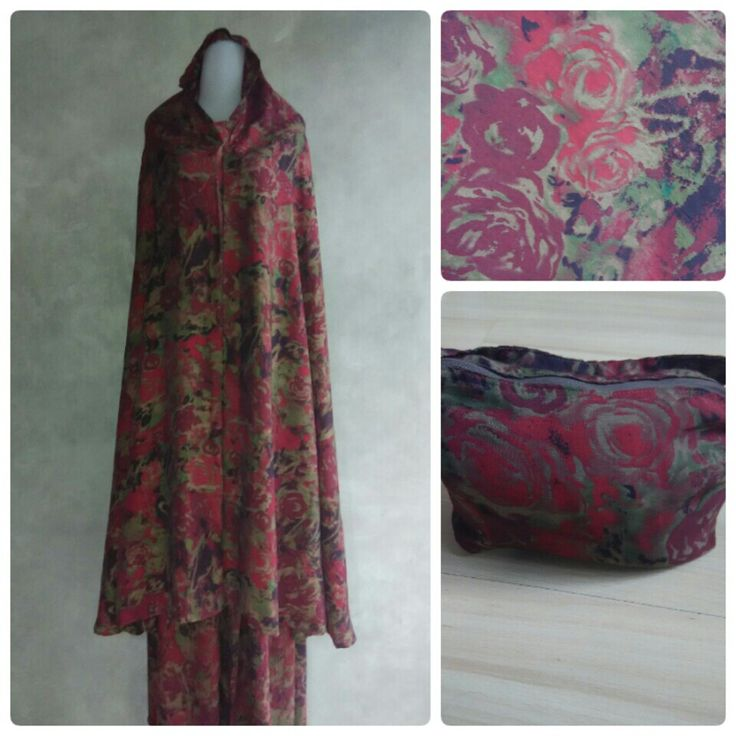 Mukena Silky Rp.330.000 Like our facebook page : mukena femmscorner