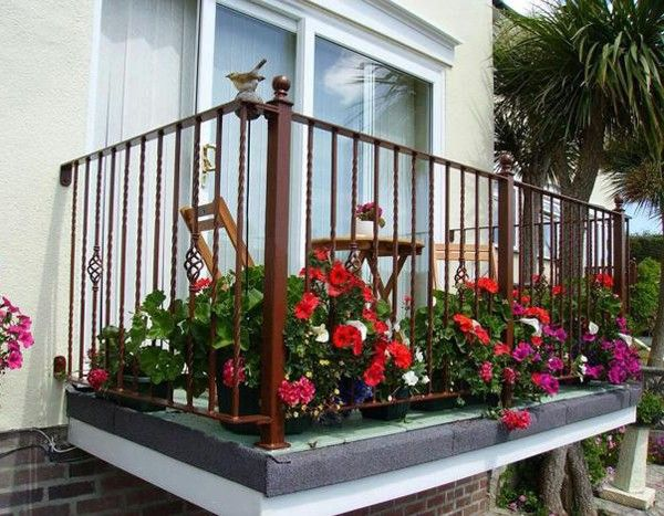 34 Best Small Balcony Decor Images On Pinterest