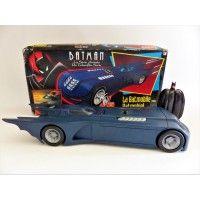 Batman-La série animée- Batmobile avec figurine-Kenner