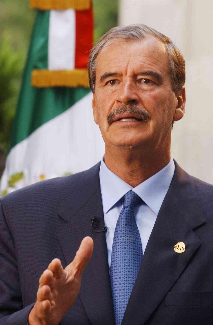 Vicente Fox - Wikipedia