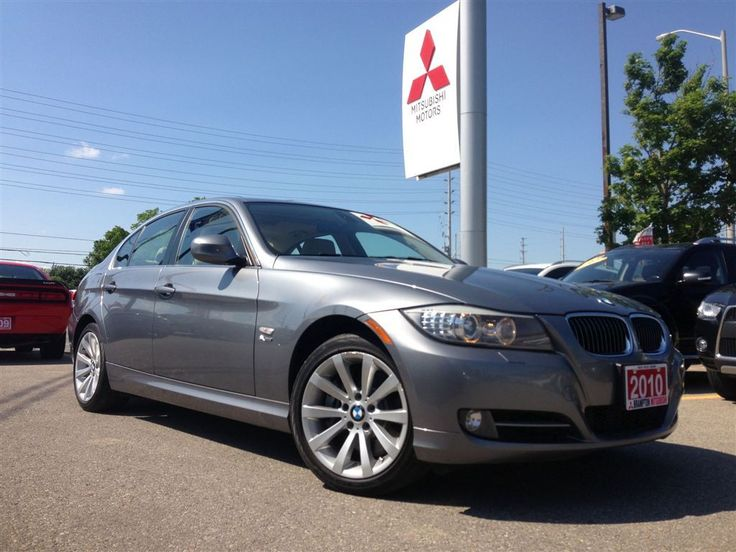 #LUXURY! #PERFORMANCE! #Brampton #Mitsubishi 's 2010 #BMW #335I #XDRIVE! Fully loaded with #leather, #sunroof, #alloy #wheels, #keyless entry, air conditioning, leather power seats, #AWD and so much more! Visit our dealership today!