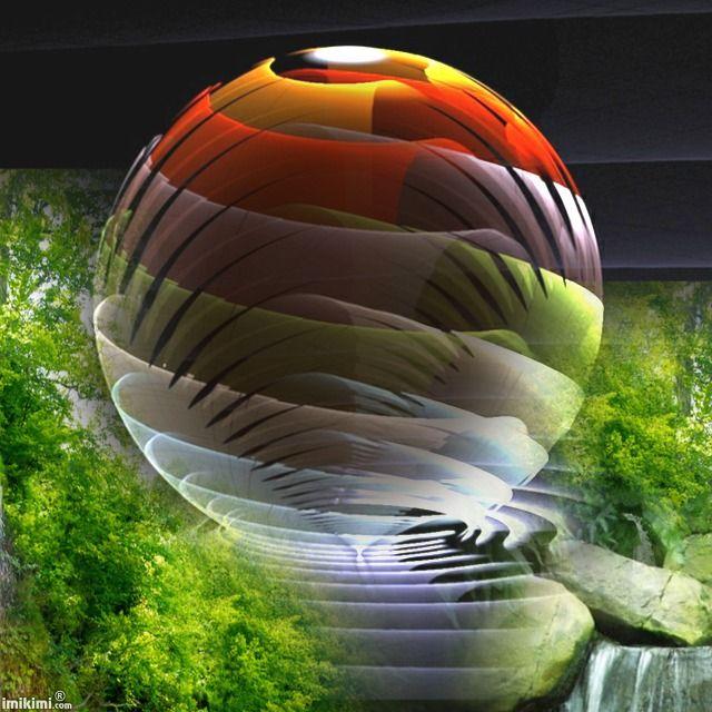 Bela moldura (natureza) por ghy01 - imikimi.com