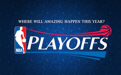 Join us for the NBA Playoffs beginning Saturday, April 28, 2012!
