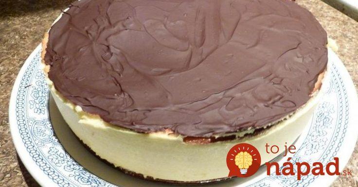 Hľadáte skvelý dezert na víkendové maškrtenie? Táto torta je na to ako stvorená. Je fantasticky lahodná a krémová, navyše, pripraviť ju je hračka! Potrebujeme: 580 ml mlieka 200 g maslových sušienok 200 g masla 3 žĺtky 250 g Salka 1 lyžičku vanilkovej arómy 50g kukuričného škrobu 4 lyžice práškového cukru Čokoládu na varenie Postup: Sušienky...