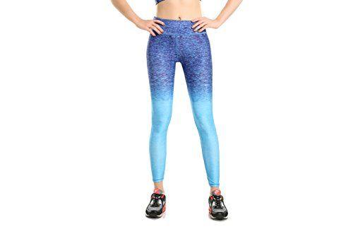 #Original-Design #Ladies #3D-Grafik #Full #Galaxy #Print #Leggings #Jegging…