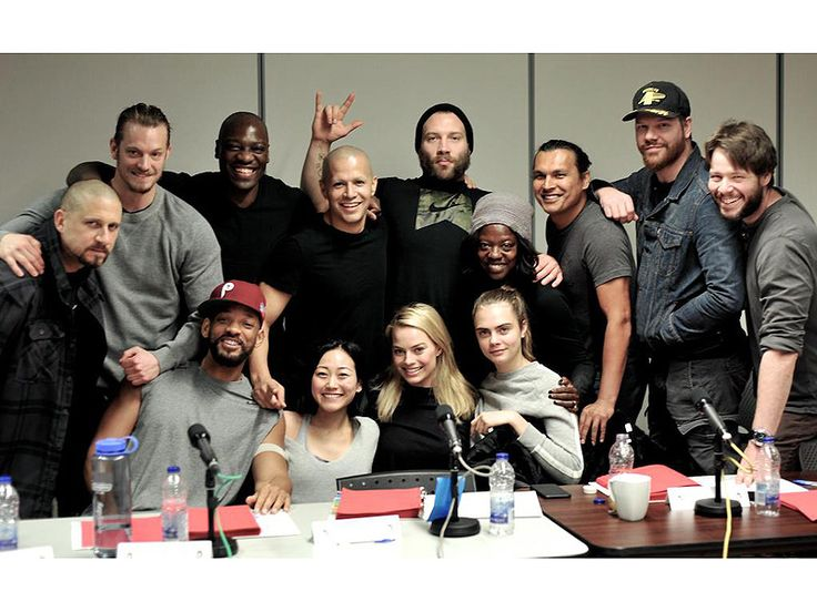 Suicide Squad Cast Photo: Director David Ayer Posts a Pic