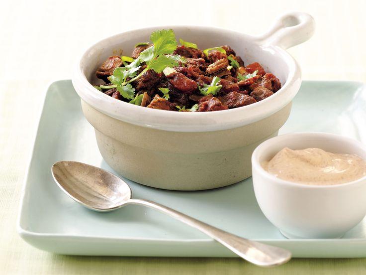 Beanless Beef Chili