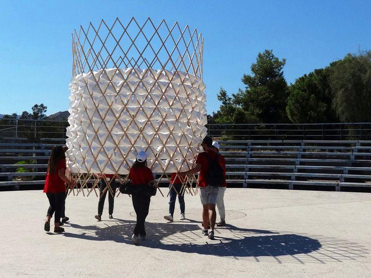 Sim[pli]city: Ιδέες από τους φοιτητές της Αρχιτεκτονικής