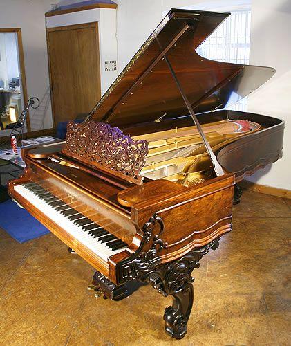 Steinway grand piano detailed legs steinway concert for Grandi case a un piano