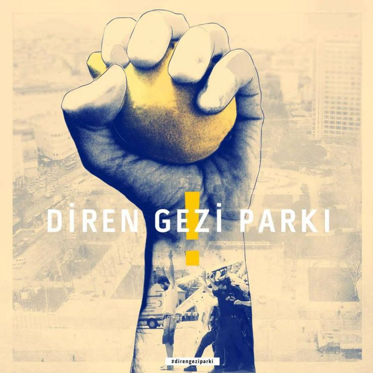#occupygezi #direngeziparki