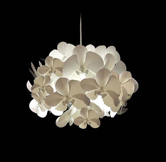 Orchid Light Shade By Melbourne Designer Alex Earl