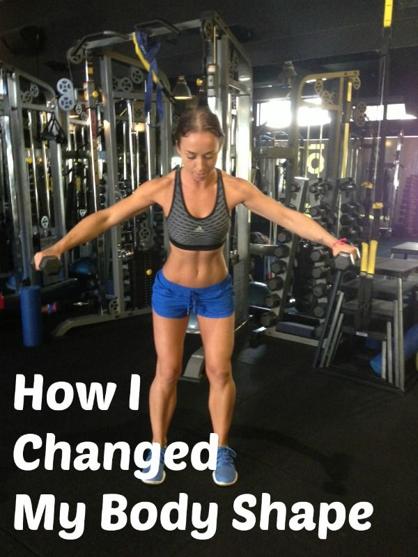 Tips to change your body shape http://www.bufnewcastle.com.au/blog/post/2013/10/17/How-I-Changed-My-Body-Shape.aspx