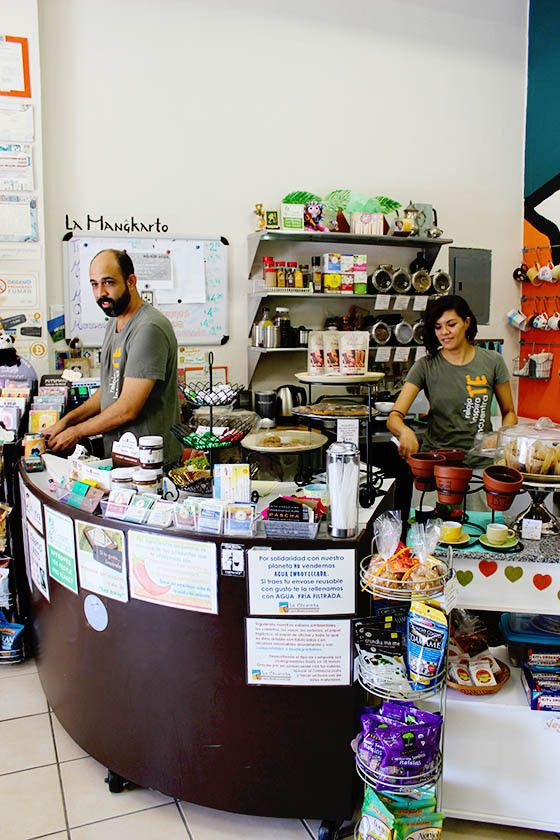 la-chiwinha-tea-shop #Ethical Global Gathering Place in San Juan
