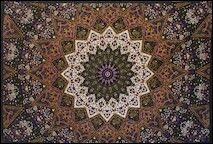 "$31.95 Purple India Star 90"" x 60"" tapestry from Trippy store.com"