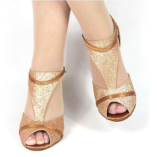 Les 25 meilleures id es de la cat gorie chaussures de - Chaussure danse de salon femme pas cher ...