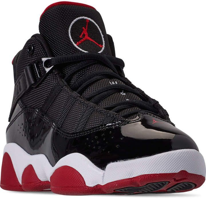 Air Jordan 6 Rings Basketball Shoes