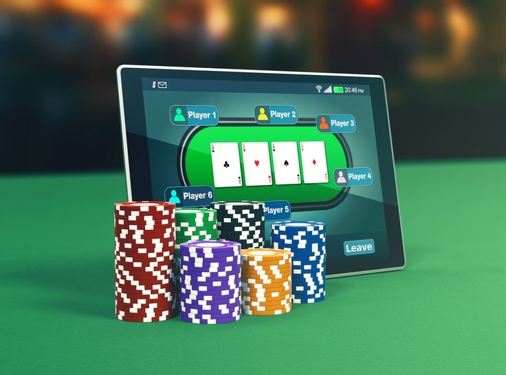 Dangers of online gambling for kids
