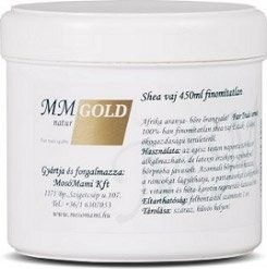 MM Gold Shea vaj 450 ml