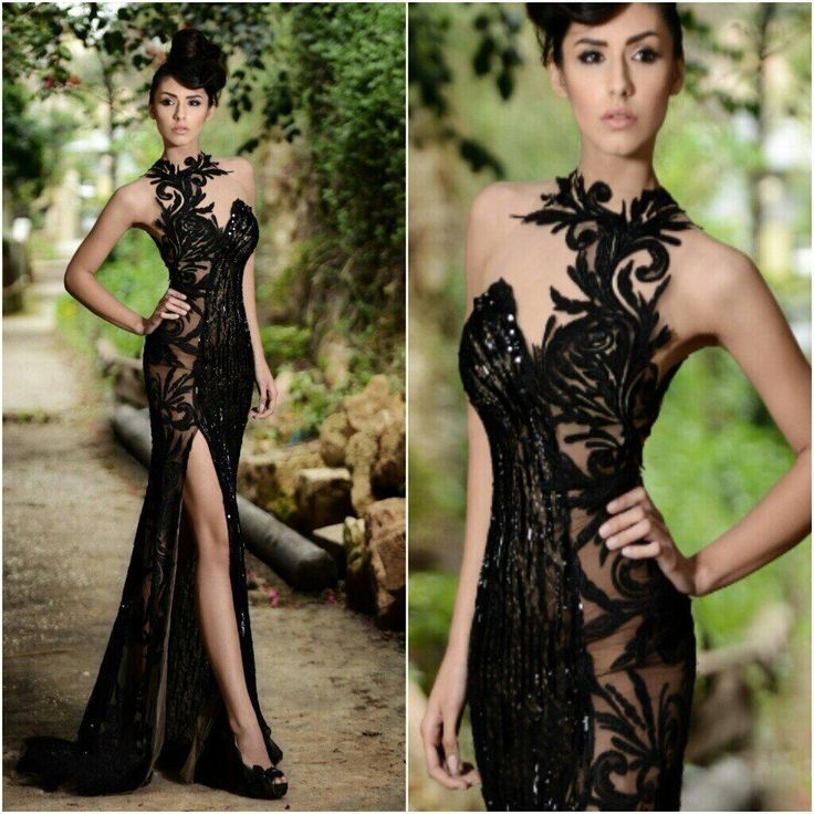 WANT, WANT, WANT ;) ... Gown by Rami Salamoun Haute Couture