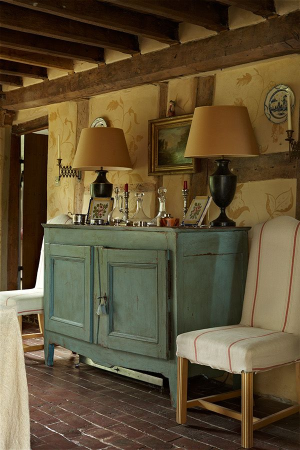 492 best images about english cottage style on pinterest for Decoracion rustica moderna