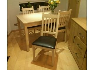 New Used Dining Tables Chairs For Sale In Newhaven Edinburgh